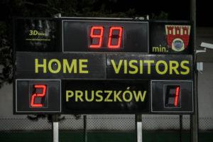 Znicz pokonuje wzmocnione rezerwy Lecha Poznań