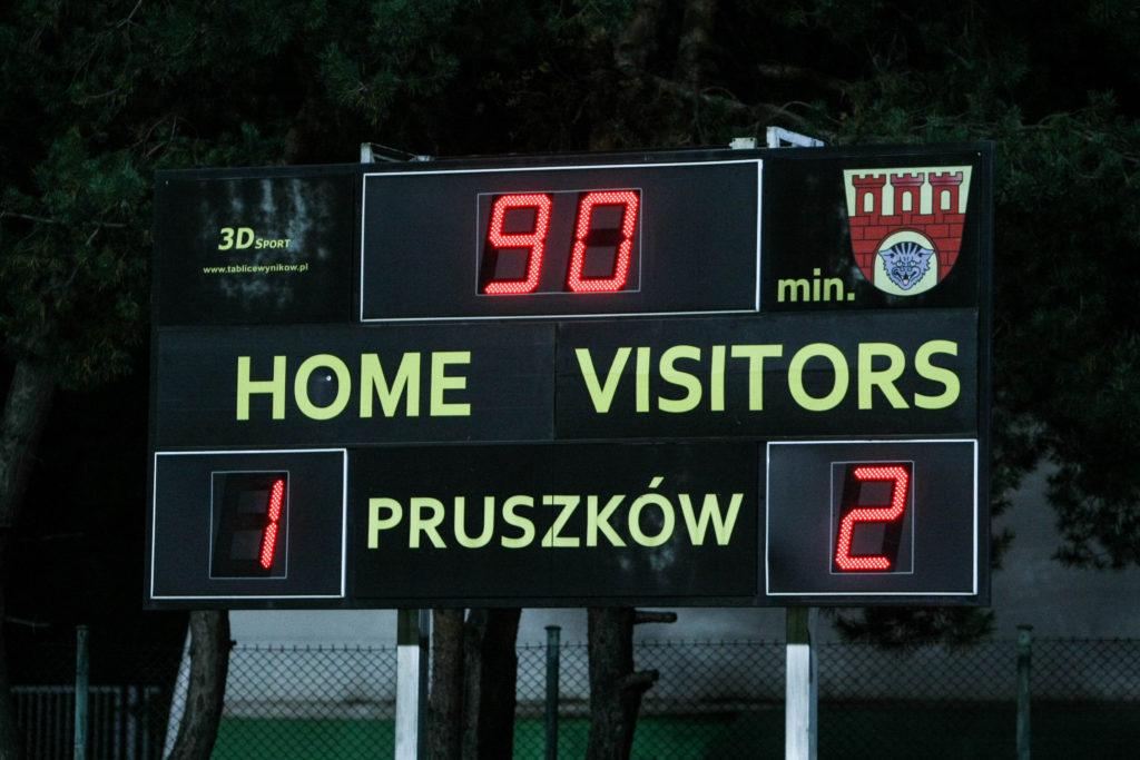 Galeria zdjęć z meczu Znicz vs Pogoń S.