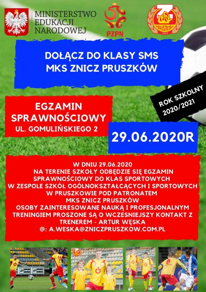 Klasy sportowe w Pruszkowie – dołącz do nas!
