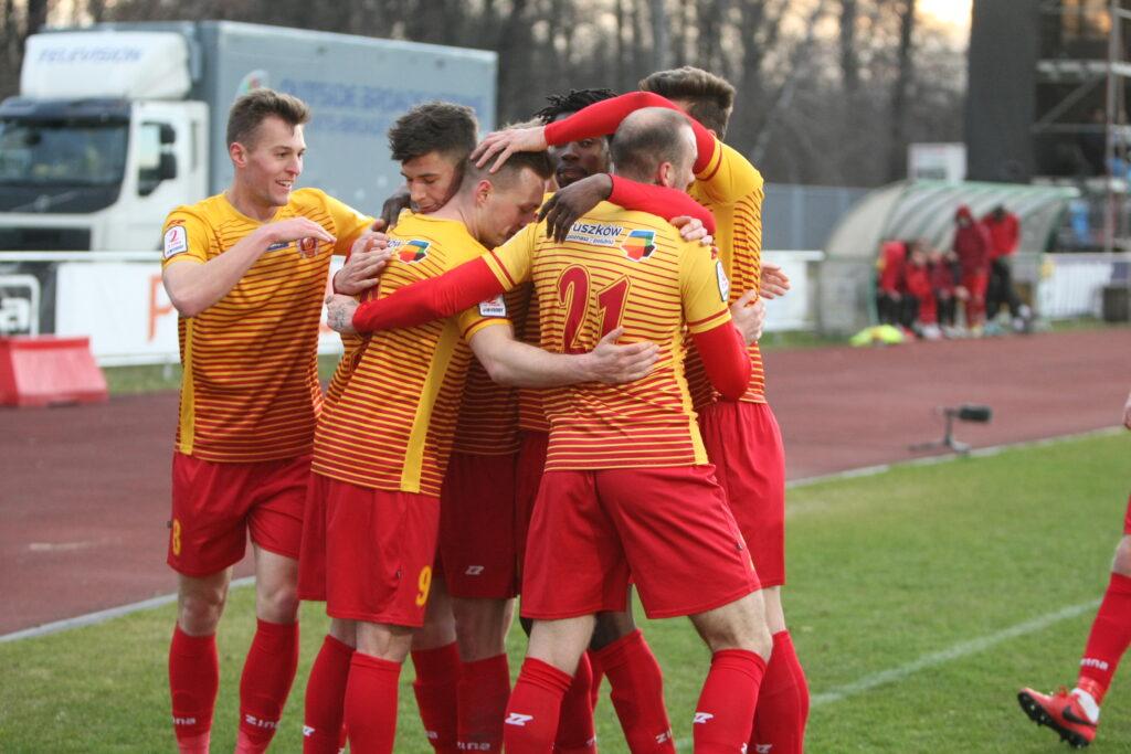 Pokonujemy lidera ligi! Znicz 1:0 GKS Katowice