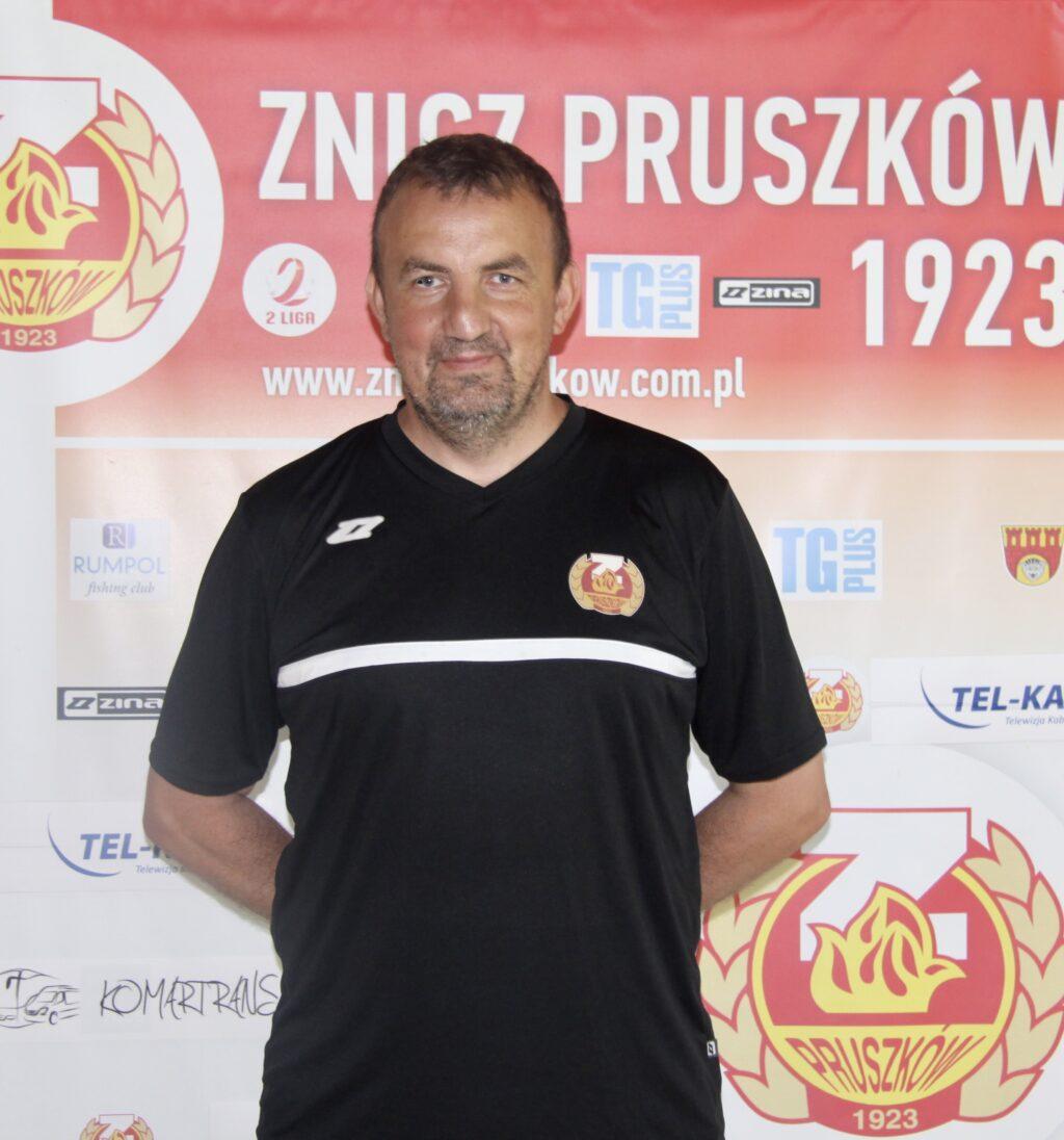Nowy sezon, a o nim trener Mariusz Misiura