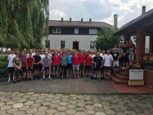 Podsumowanie obozu juniorów i drugiego zespołu w Wałczu