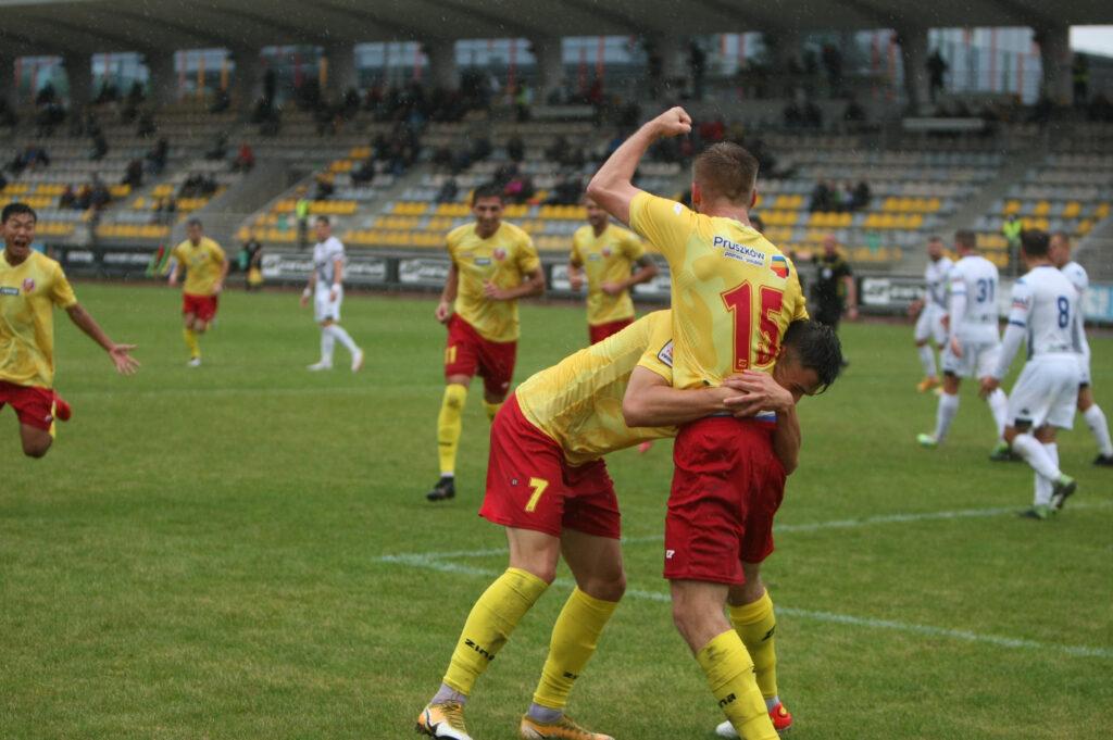 Fotorelacja z meczu Znicz vs Sokół