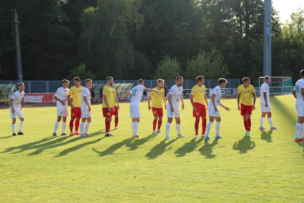 Fotorelacja z meczu Znicz vs KKS Kalisz
