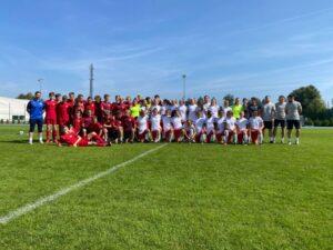Mecz z reprezentacją kobiet U16